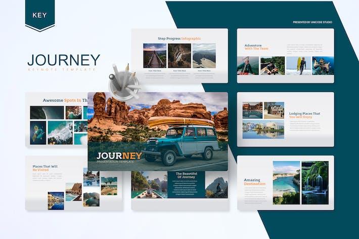 Thumbnail for Journey - Keynote Vorlage