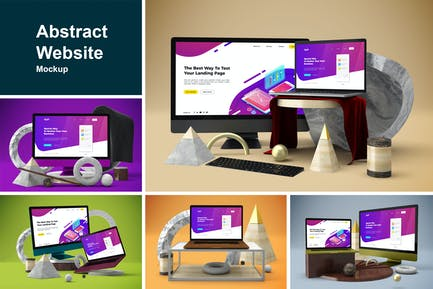 Abstract Website