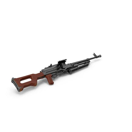 Machine Gun PKM