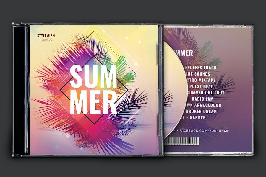 Summer Album Art