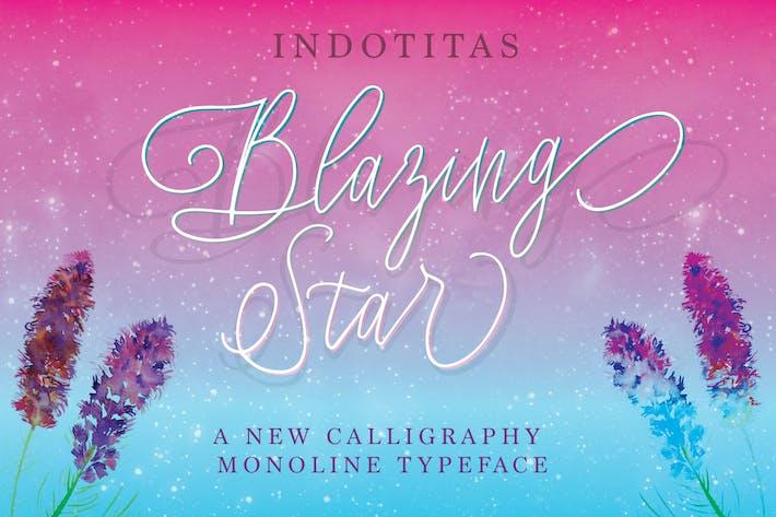 Thumbnail for Blazing Star Script