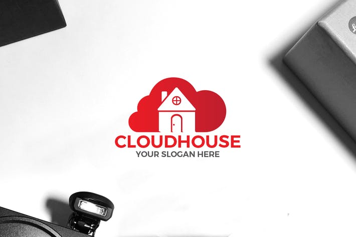 Thumbnail for Cloud House Logo