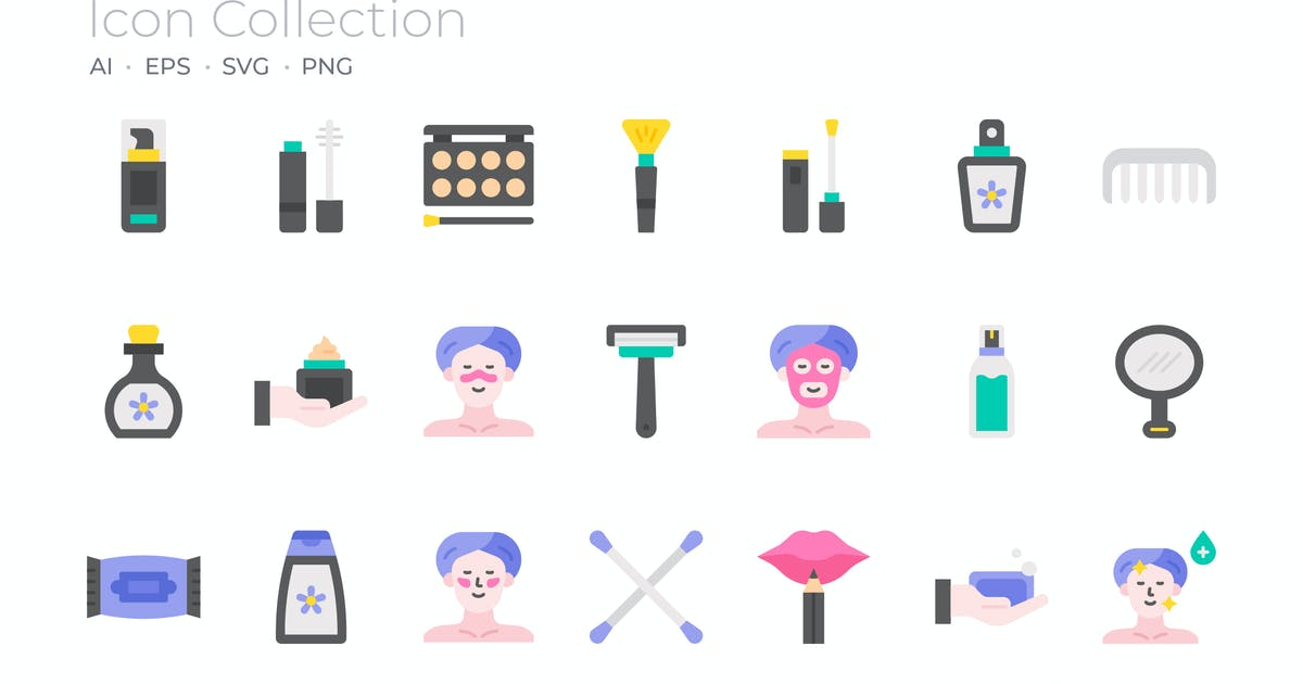 Download Cosmetic Color Icon by GoodWare_Std