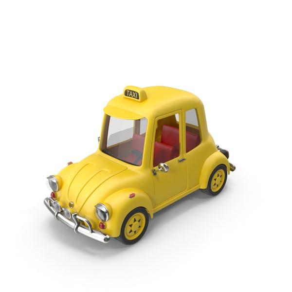 Мультфильм такси