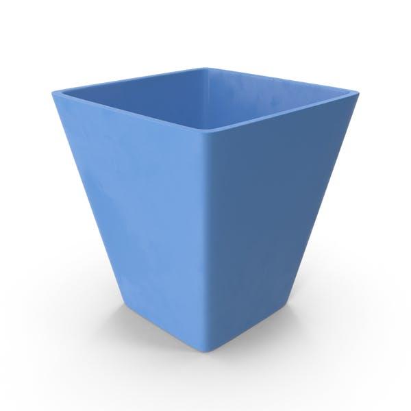 Thumbnail for Blue Flower Pot