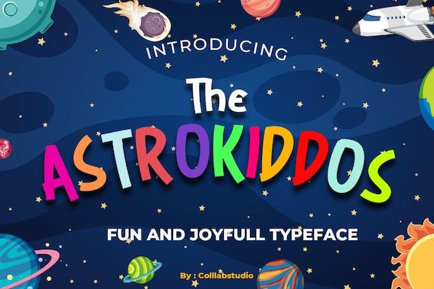 The Astrokiddos