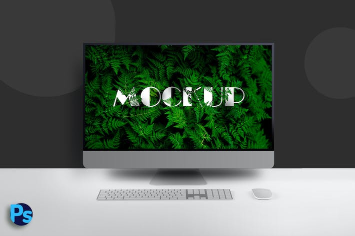 Thumbnail for Desktop Mockup