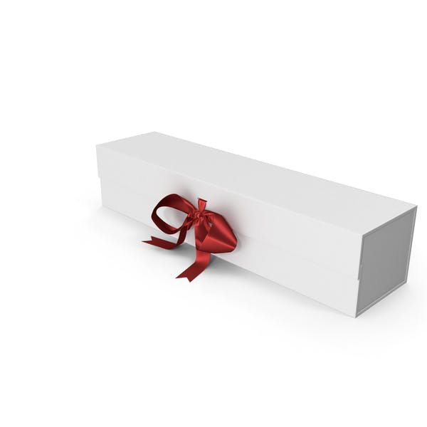 Cover Image for Box with Red Ribbon