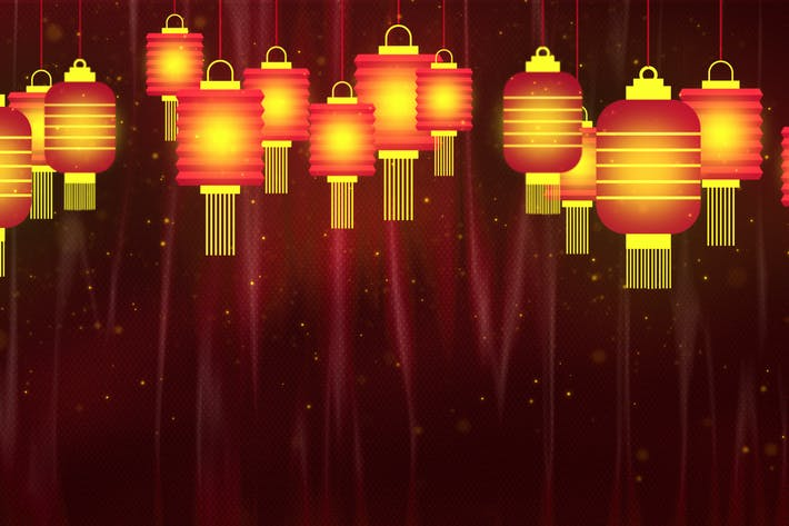 Thumbnail for Chinese Lantern Lights 1