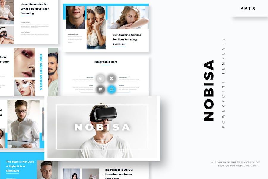Nobisa - Powerpoint Template