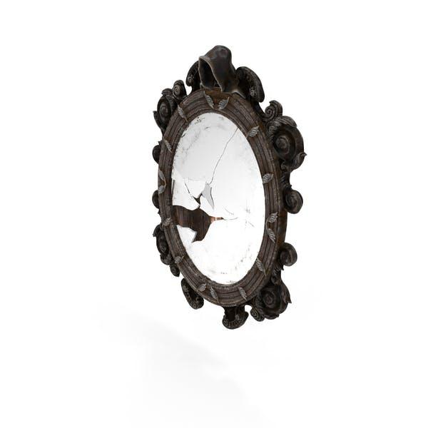 Сломанное зеркало