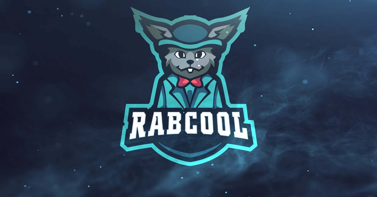 Download Rabcool Sport and Esports Logos by ovozdigital