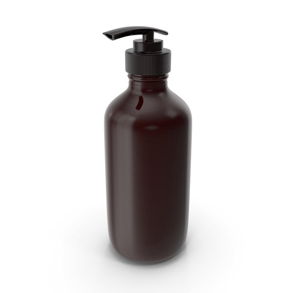 Thumbnail for Dispenser Bottle Brown Gloss