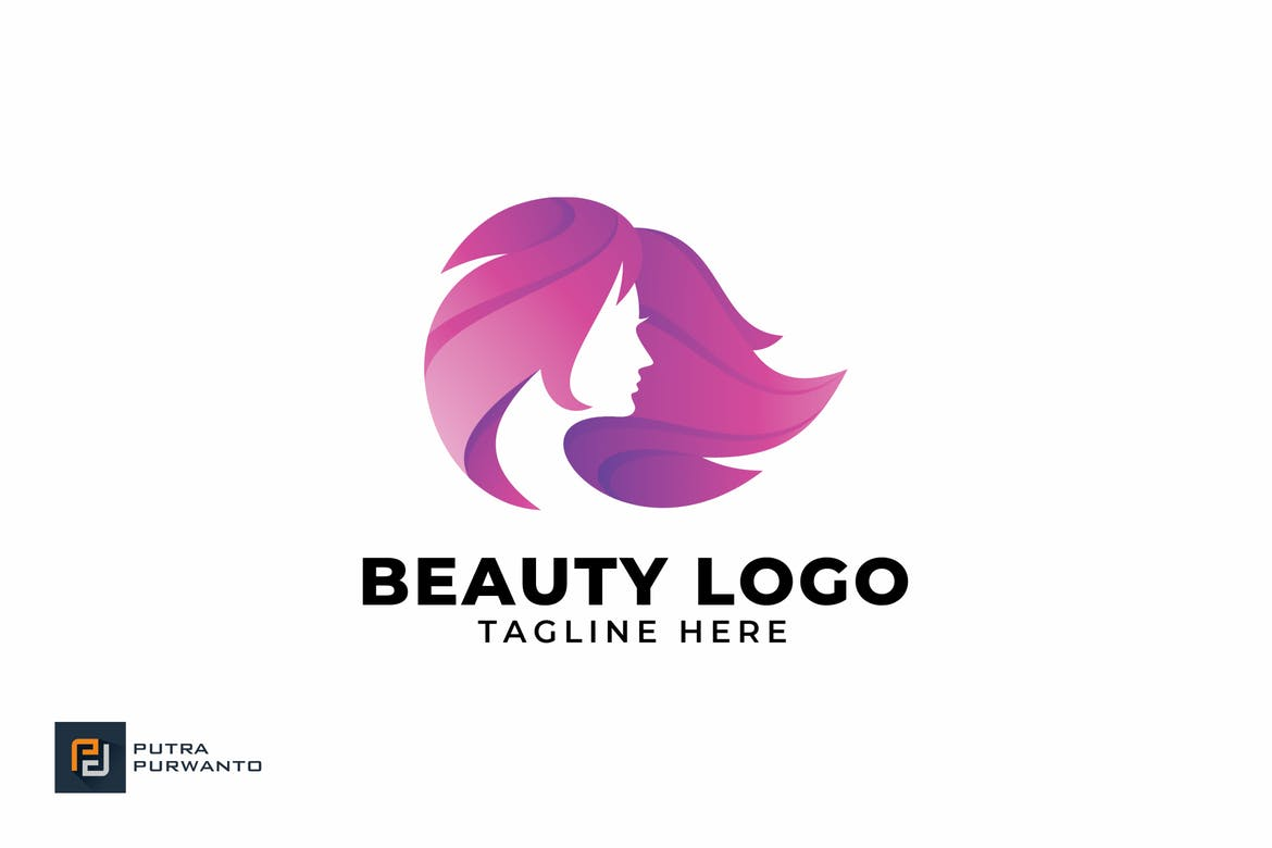 Hair Salon Logo Template By Putra Purwanto On Envato Elements