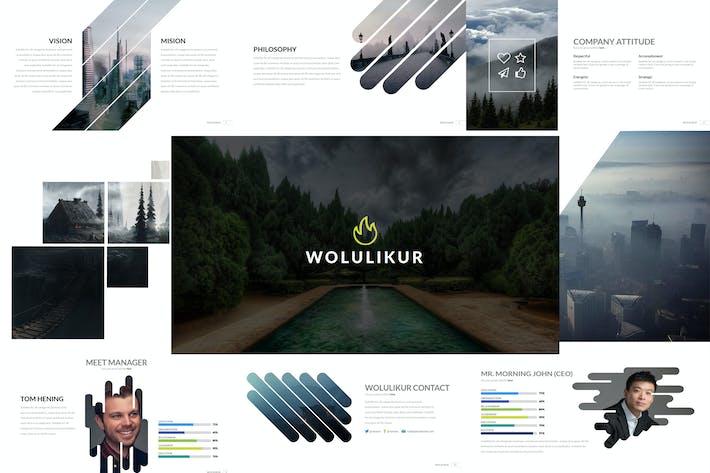 Thumbnail for Wolulikur - Google Slides