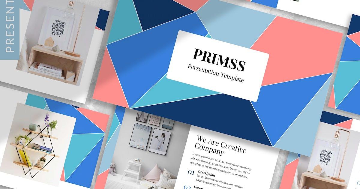 Download Primss - Interior Prensetation Template by designesto
