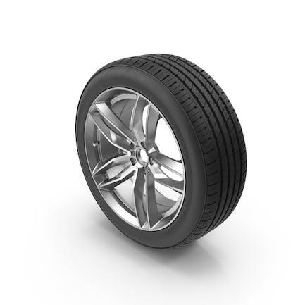 Radar Car Tire