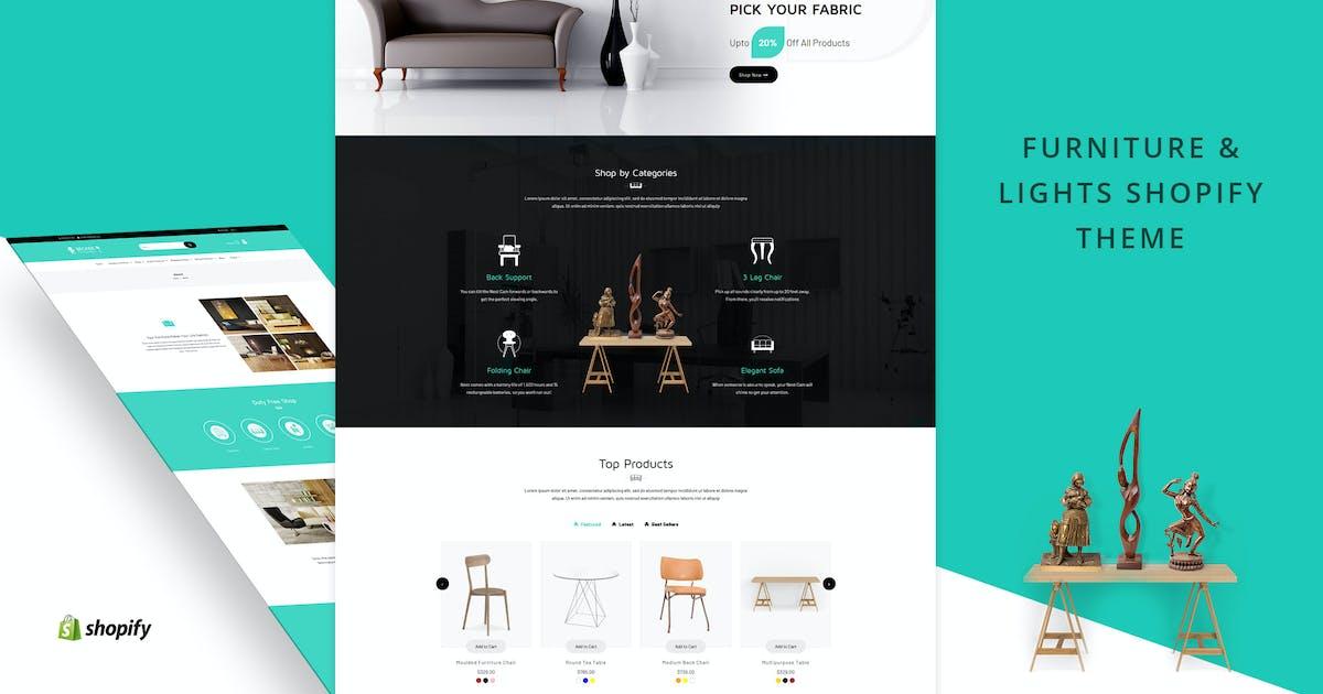 Download Becker | Furniture & Lights Shopify Theme by BuddhaThemes