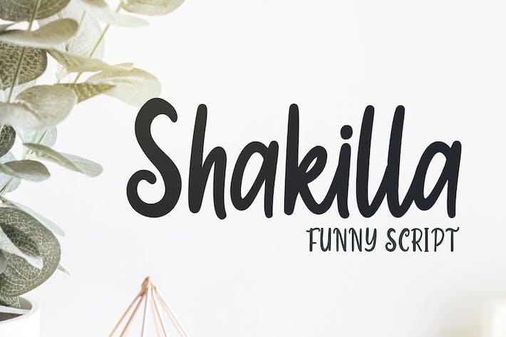Thumbnail for Shakilla Gracioso Guión