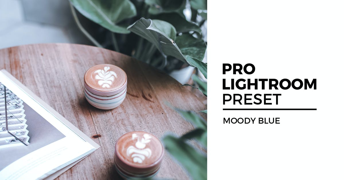 Download Moody Blue Lightroom Preset by kadekferryd