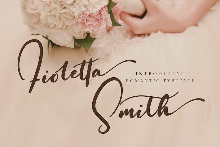 Thumbnail for Фиолетта Смит