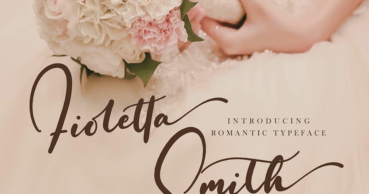Fioletta Smith by MissinkLabStudio