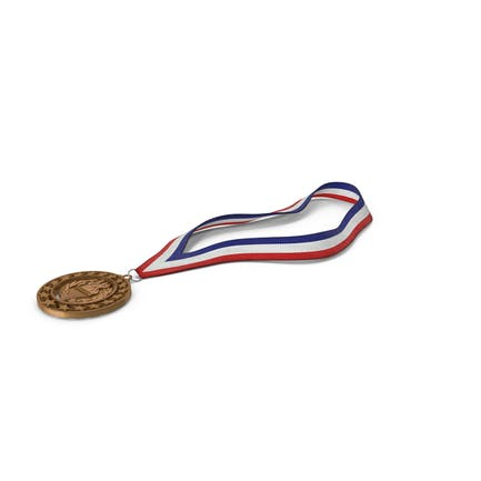 Olympic Style Medal