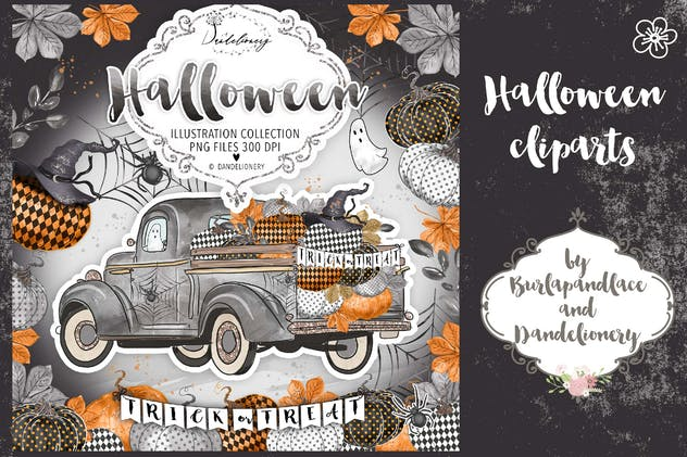 Happy Halloween Car design