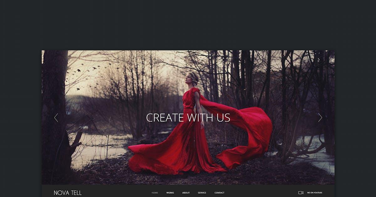 Download Nova Tell - Streamlined & Dynamic Theme by ArtstudioWorks