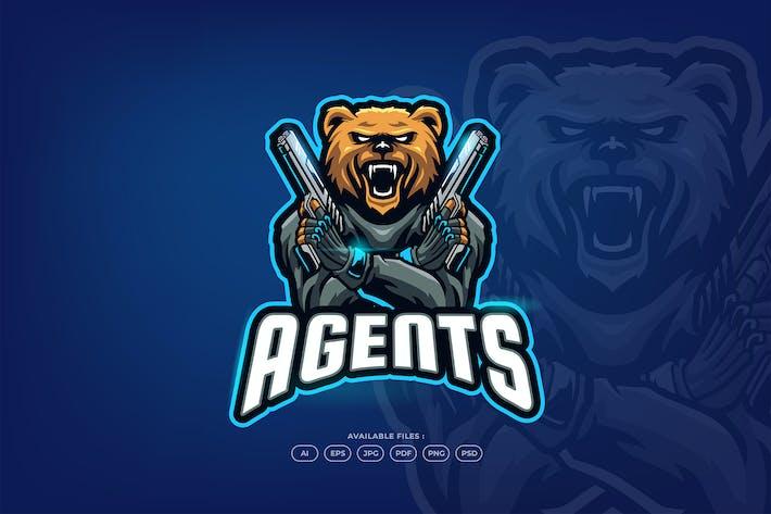 Thumbnail for Agent Bear Gun