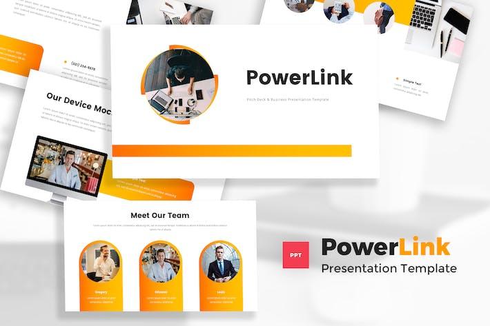 Thumbnail for Современный шаблон PowerPoint колоды