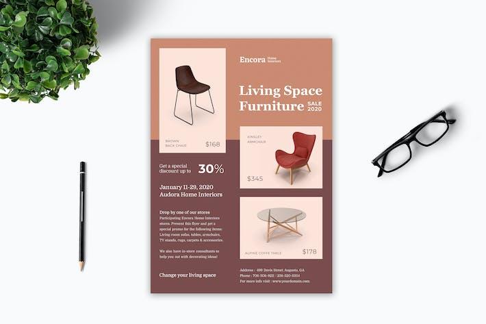 Thumbnail for Encora Furniture Flyer