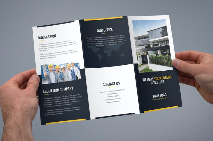 Thumbnail for Brochure – Builder Tri-Fold