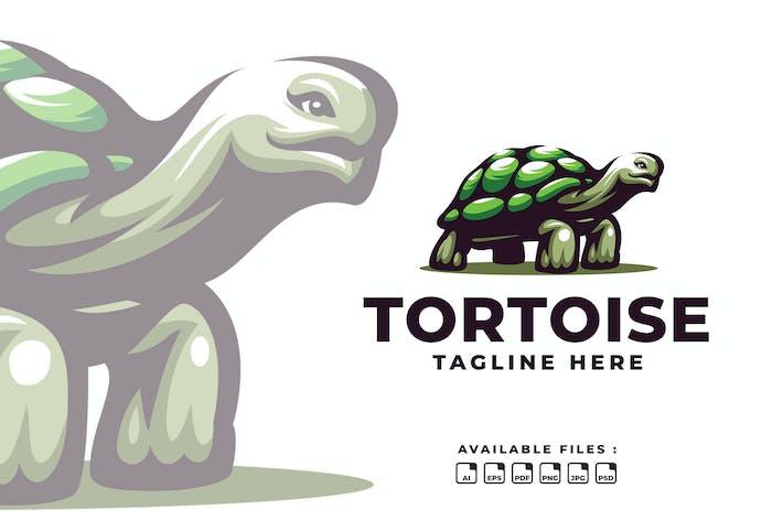 Cover Image For Логотип персонажа черепахи