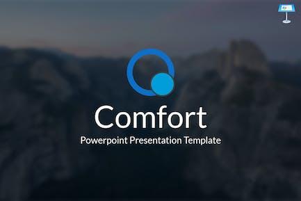 Comfort - Keynote Template