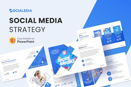 Socialedia – Social Media Strategy Presentation