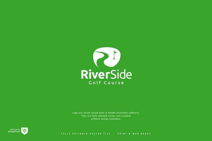 Thumbnail for Golf Logo Template