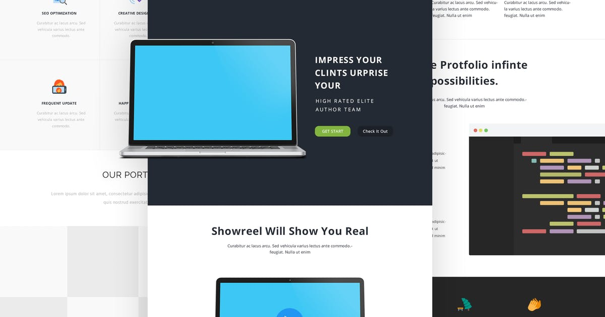 Download Mummy - Responsive Email + Online Template Builder by CastelLab