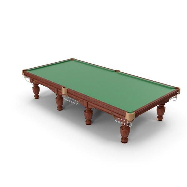 Thumbnail for Billiard Table