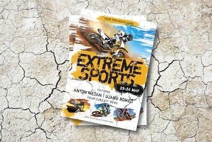 Extreme Sports Flyer
