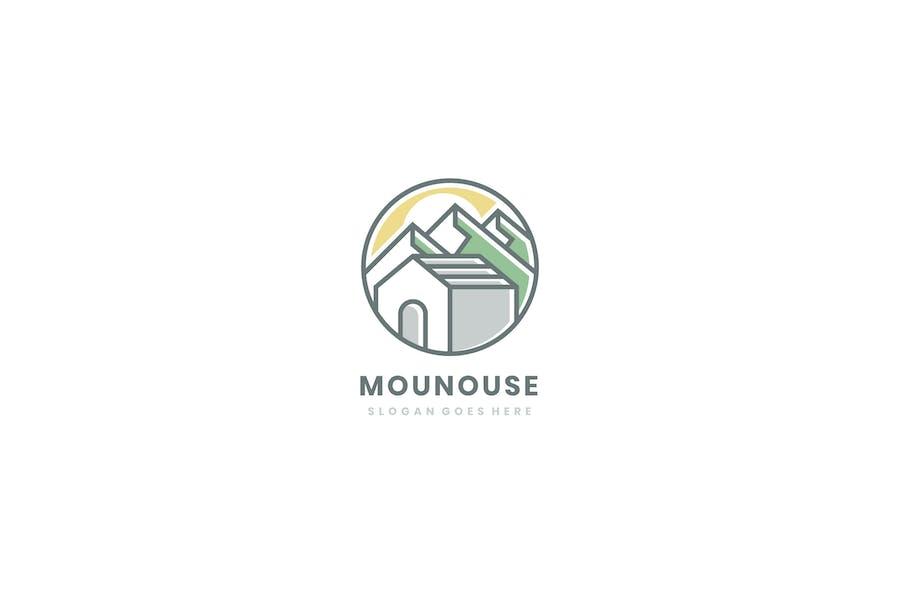 Mountains House Logo