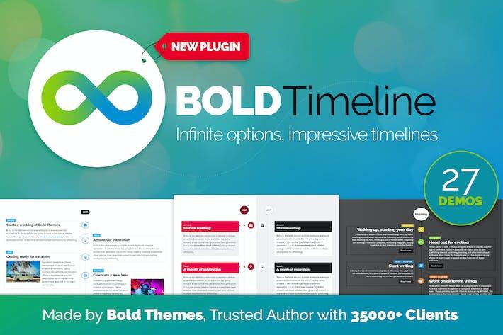 Thumbnail for Bold Timeline Plugin for WordPress