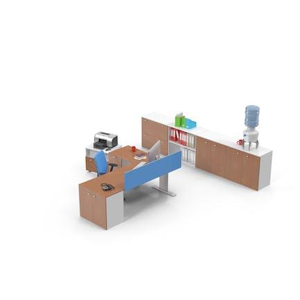 Estación de trabajo de Office