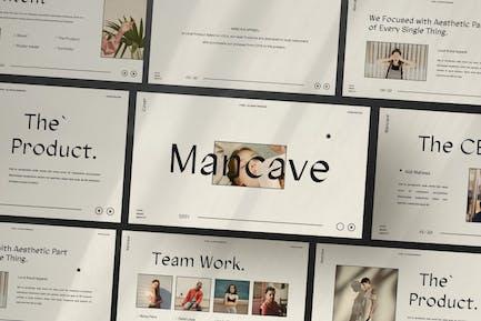 Mancave - Бренд Lookbook Мода