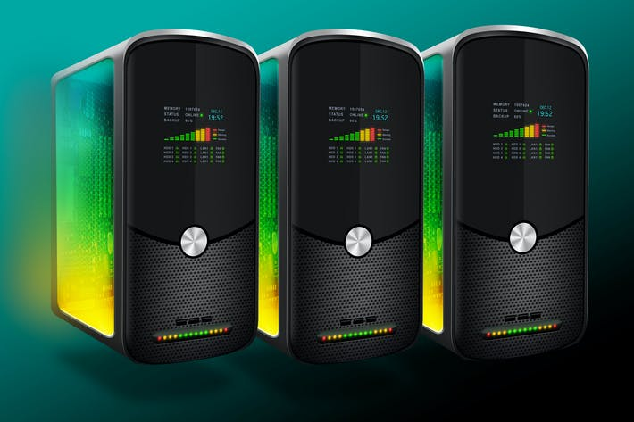 Cover Image For Desktop Hosting Server #2