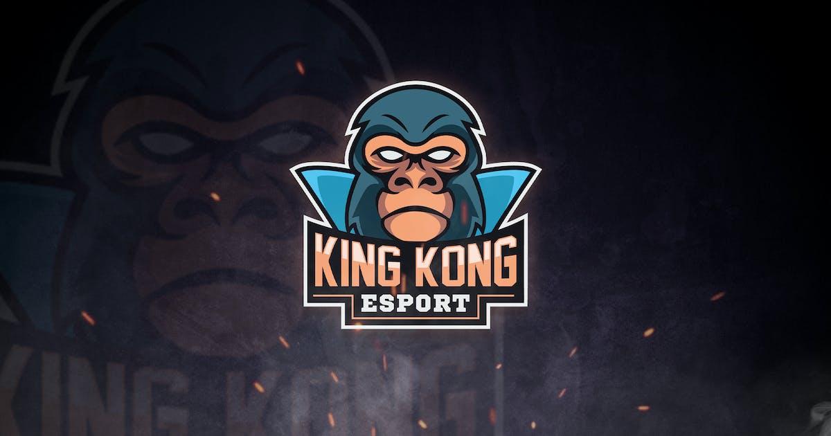 Download Kingkong Esports Logo by uicreativenet
