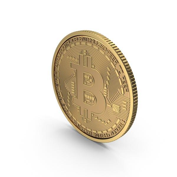 Thumbnail for Bitcoin Münze