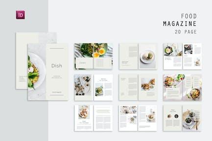 Dish Food Magazin