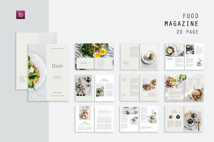 Thumbnail for Dish Food Magazine