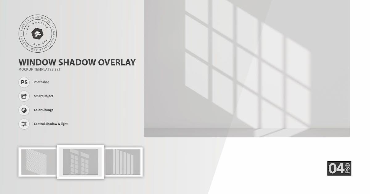 Download Window Shadow Overlay - Mockup FH by Rometheme